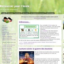 Français: lecture suivie cycle 3