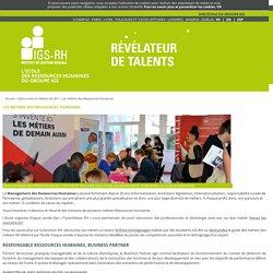 Ressources humaines : les métiers des RH