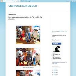 Les ressources inépuisables du Playmobil : la piscaille.