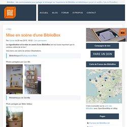 Mise en scène d'une BiblioBox - BiblioBox - Ressources et aides et astuces pour BiblioBox, LibraryBox, PirateBox