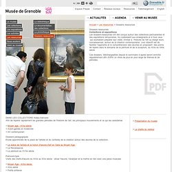 Ressources en ligne - Musée Grenoble