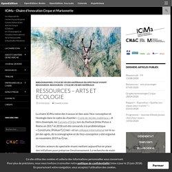 ICiMa – Chaire d'Innovation Cirque et Marionnette