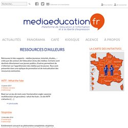 Ressources externes Archive - mediaeducation.fr
