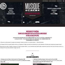 Ressources à la Médiathèque - Musique et cinéma, le mariage du siècle ?