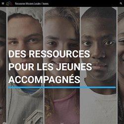 Ressources Missions Locales / Jeunes