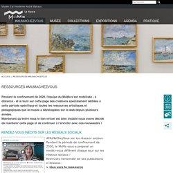 Musée d'Art Moderne André Malraux Le Havre - Ressources #MuMaChezVous