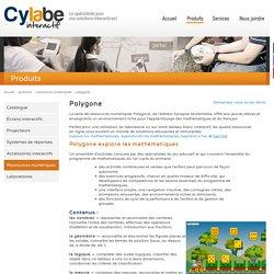 Polygone - Ressources numériques - Produits