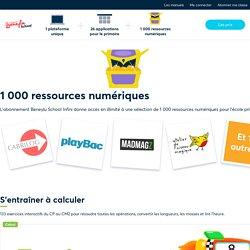 500 ressources numériques - Beneylu School