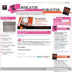 Ressources numériques Mercator 11e éd., Dunod