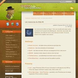 Les ressources du Web #4 - Ressources & Outils