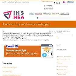 Handicap : Ressources en ligne pour la continuité pédagogique