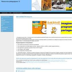 Défi SCRACTH Aveyron - Ressources pédagogiques 12