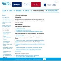 Ressources pédagogiques - Institut français de Prague