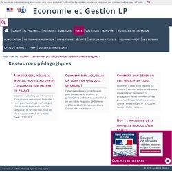 Economie et Gestion LP - Académie d'Amiens
