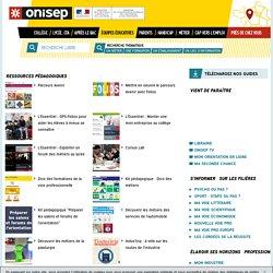 ONISEP / Ressources pédagogiques