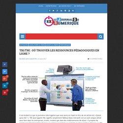 TBI/TNI : Où trouver les ressources pédagogiques en ligne ?