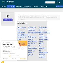 Netboard.Me : un outil en ligne gratuit pour organiser et partager ses ressources pédagogiques