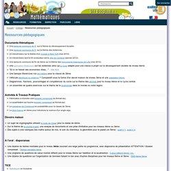 Ressources pédagogiques — Mathématiques académie de Lille