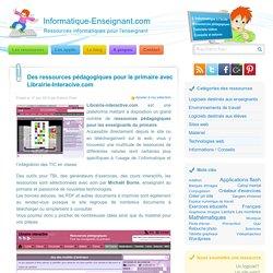 Ressources pédagogiques pour le primaire