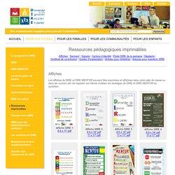 DIRE > Ressources pédagogiques du programme DIRE en français