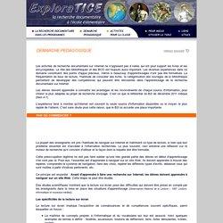 Ressources pédagogiques de l'IA 13 - Démarche et Outils