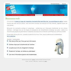 Pôle Nord/Pôle Sud - Cité des sciences