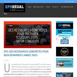 EPS: des ressources pour préparer ses cours ou un concours