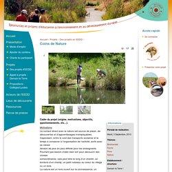 """eedd.fr """"Ressources et projets d'EEDD en Coeur d'Hérault"""""""