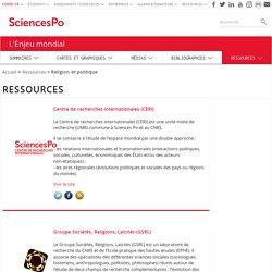 Sciences Po L'Enjeu mondial
