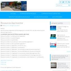 La Technologie au Collège Joachim du Bellay