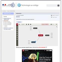 RESSOURCES - Technologie au collège