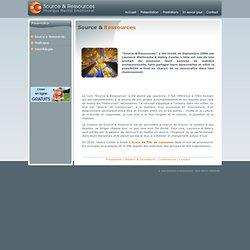 Source & Ressources - Hypnose thérapeutique - Thérapie brève systémique - Relation d'aide - Formation PNL - Lausanne