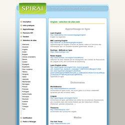 SPIRAL - Centre de Ressources de Langues - Université Strasbourg