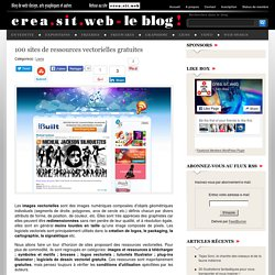 100 sites de ressources vectorielles gratuites