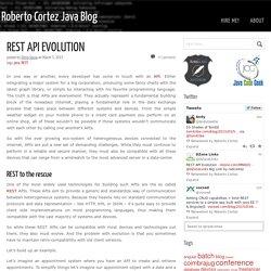 Roberto Cortez Java Blog