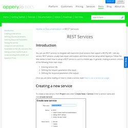 REST Services