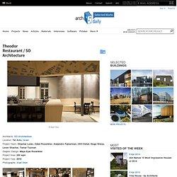 Theodor Restaurant / SO Architecture
