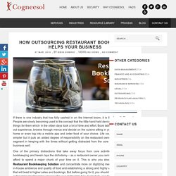 Restaurant Bookkeeping Solution that Helps Your Business