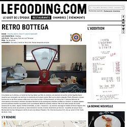 Restaurant Retro Bottega à Paris