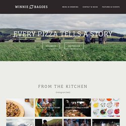 Winnie Bagoes Best Gourmet Pizza Restaurant and Bar, Dine In, Takeaway Christchurch New Zealand
