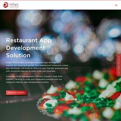 Restaurant Mobile App Developers
