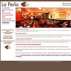 La Perla (italien sicilien) 75001