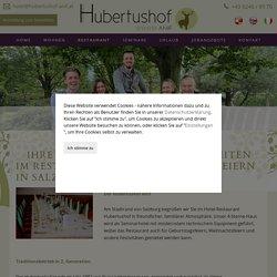 Restaurant für Geburtstagsfeiern in Salzburg