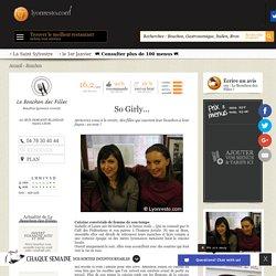 Le Bouchon des Filles restaurant Lyon , menu, teléphone Le Bouchon des Filles Restaurant Lyon