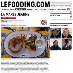 La Marée Jeanne 75002
