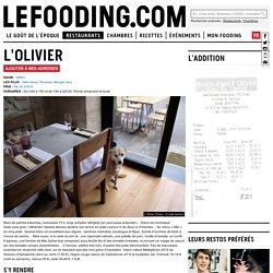 L'Olivier 75003