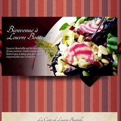 Restaurant Louvre Bouteille - Paris 1er