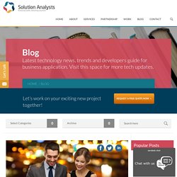Digital Restaurant Management Systems/Softwares - solutionanalysts