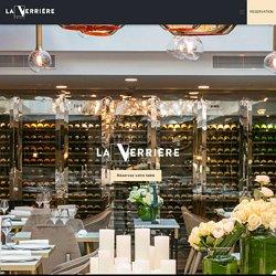 Site Officiel - Restaurant La Verrière Paris Montparnasse