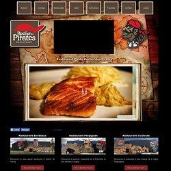 restaurant à thème rocher des pirates - le restaurant pirate